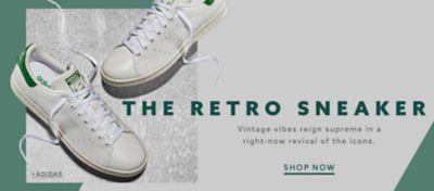 Green shell toe adidas at lordandtaylor.com.