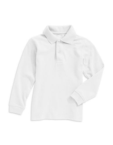LORD & TAYLOR KIDSBoys 2-7 Long Sleeved Polo