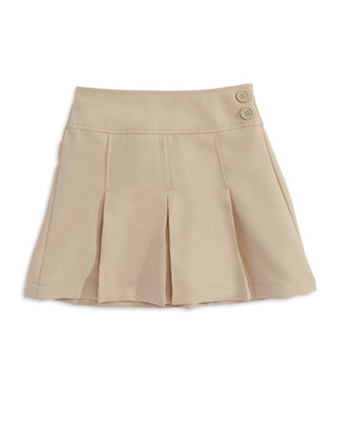 LORD & TAYLOR KIDSGirls 7-16 Pleated Scooter Skirt