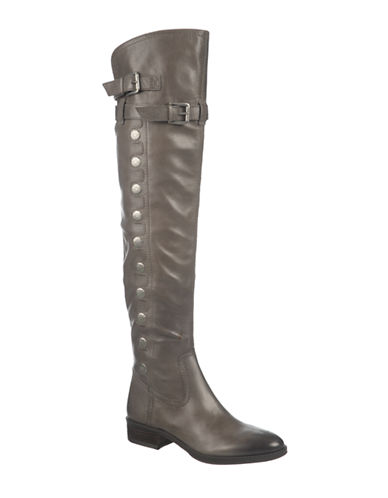SAM EDELMAN Pierce Leather Knee-High Boots