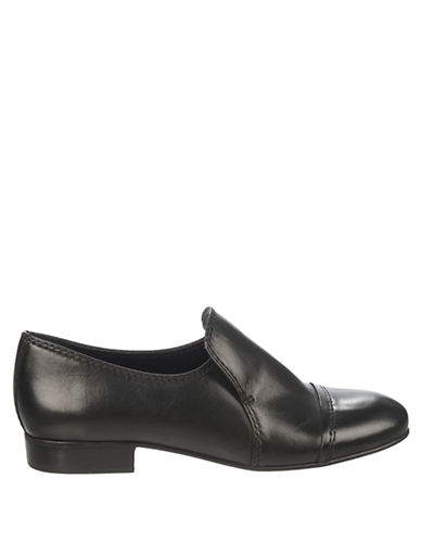 FRANCO SARTO Abby Leather Loafers
