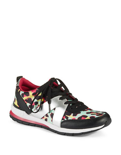 CIRCUS BY SAM EDELMAN Dexter Animal Print Sneaker