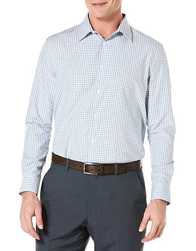 PERRY ELLISGraphic Check Sport Shirt