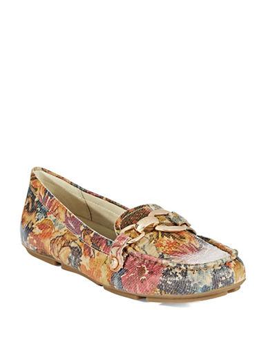 ANNE KLEINMyles Floral Loafers