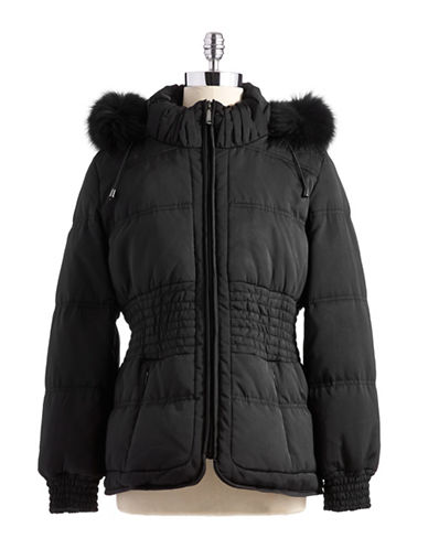 1 Madison Hooded Down Jacket