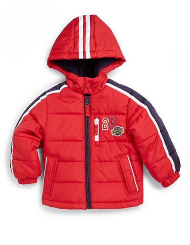 LONDON FOGBoys 2-7 Zip Up Puffer Jacket