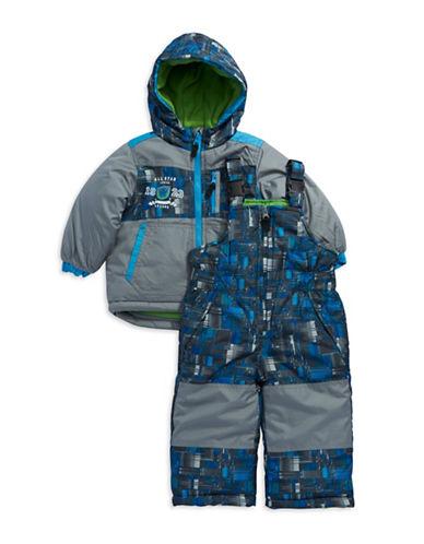 LONDON FOGBaby Boys Two Piece Snow Suit Set