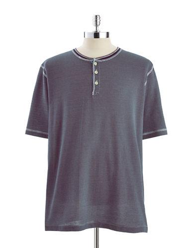 WEATHERPROOF VINTAGEDoby Henley Shirt