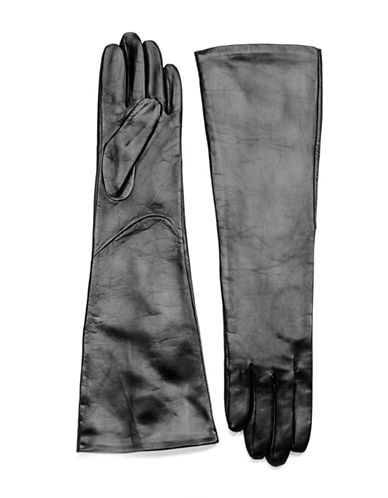 LORD & TAYLORElbow Length Leather Gloves