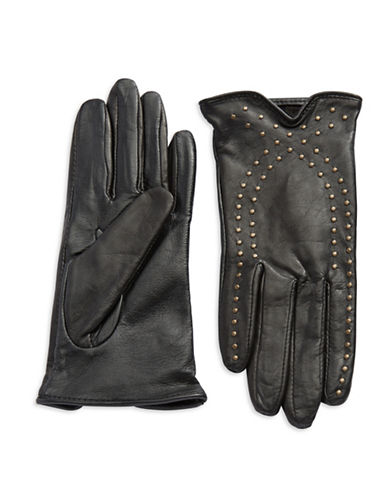 LORD & TAYLORStudded Leather Gloves