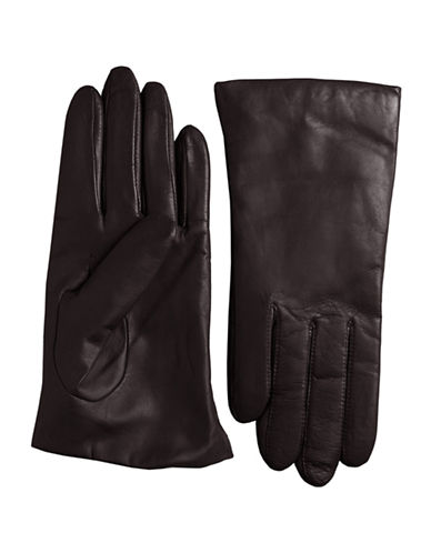 LORD & TAYLORCashmere-Lined Leather Gloves