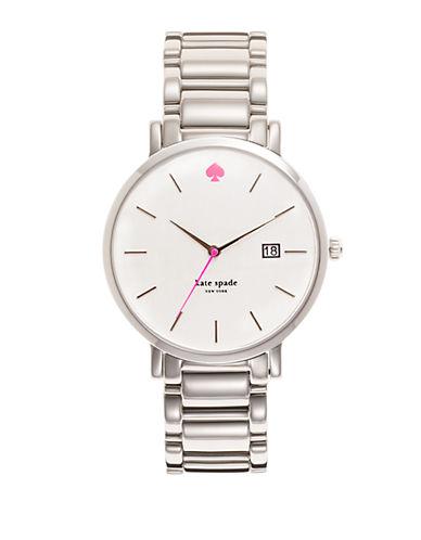 KATE SPADE NEW YORKLadies Gramercy Grand Stainless Steel Watch