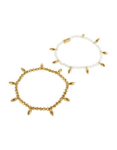 TRINA TURKBeaded Stretch Bracelets