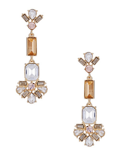 KATE SPADE NEW YORKCrystal Arches Earrings