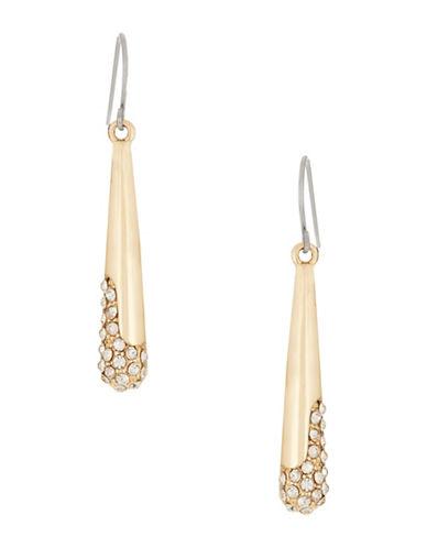 KENSIERhinestone Linear Drop Earrings