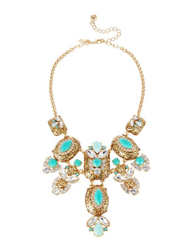 KATE SPADE NEW YORK Showgirl Gems Statement Necklace