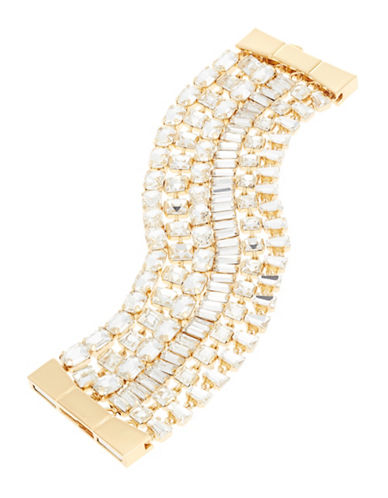 KATE SPADE NEW YORK Vegas Jewels Multi-Strand Bracelet