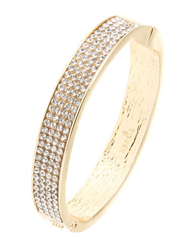 KENSIE Pave Magnetic Bangle