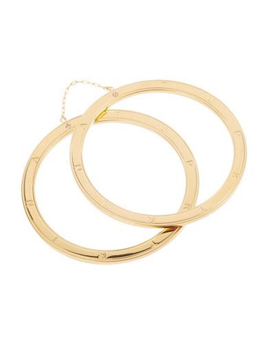 Trina Turk Linked Bangle Bracelets