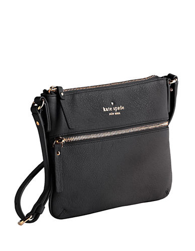 KATE SPADE NEW YORK Tenley Leather Crossbody Bag