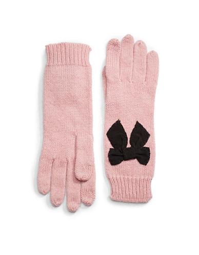 KATE SPADE NEW YORKTech-Friendly Bow Glove