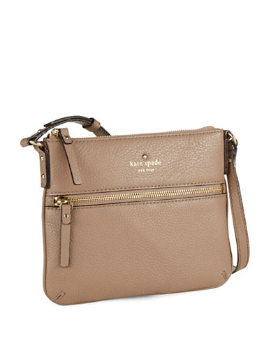 KATE SPADE NEW YORKTenley Leather Crossbody Bag