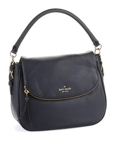 KATE SPADE NEW YORKSmall Leather Devin Shoulder Bag
