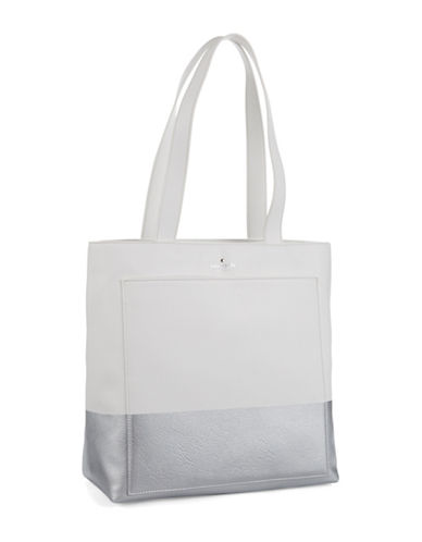 KATE SPADE NEW YORK Andrea Textured Leather Tote