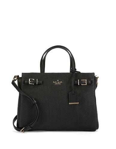 Kate Spade New York Lanie Leather Satchel Bag