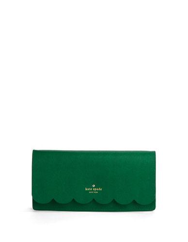 Kate Spade New York Kiki Convertible Leather Clutch