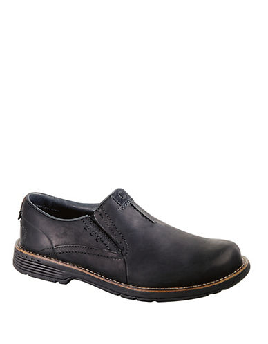 MERRELLRealm Leather Moc Loafers