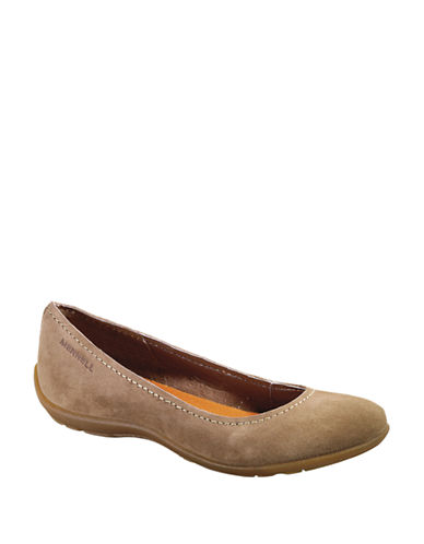 MERRELL Avesso Suede Flats