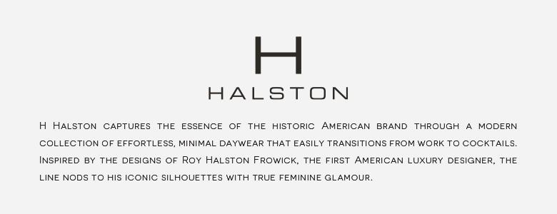 06a309da661 Women H Halston Shop All. Shop Halston