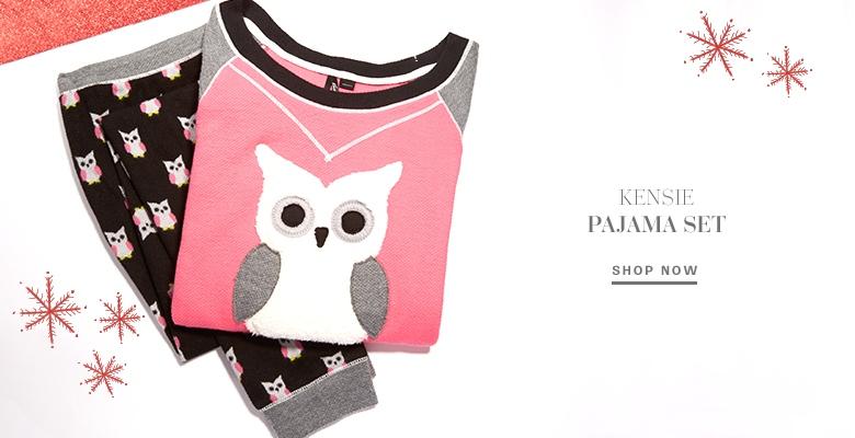 Kensie Pajama Set