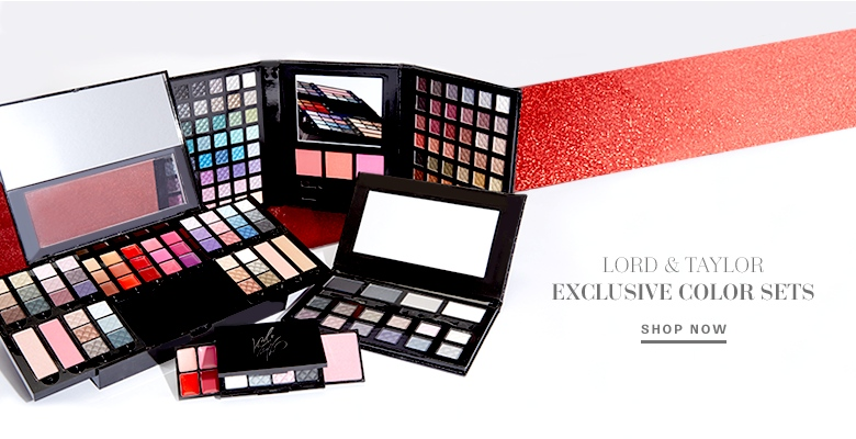 Lord & Taylor Exclusive Beauty Sets
