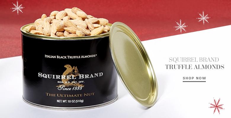 Squirrel Brand Truffle Almonds