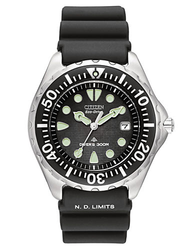 CITIZENMens Eco Drive Promaster Diver Watch
