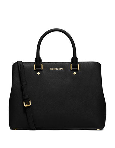 michael michael kors female saffiano leather satchel bag