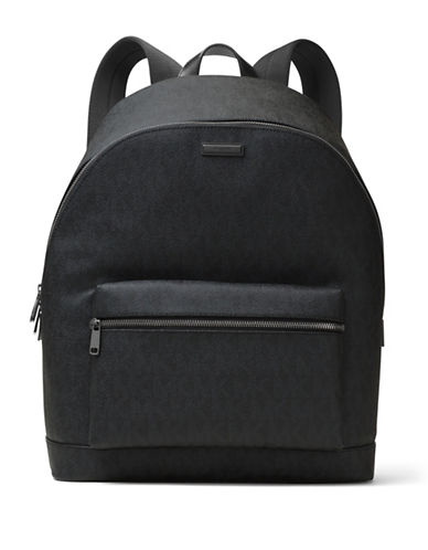 michael kors male jet set textured studded backpack