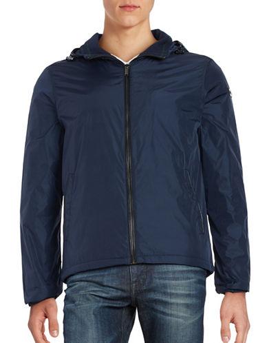 michael kors male hooded jacket
