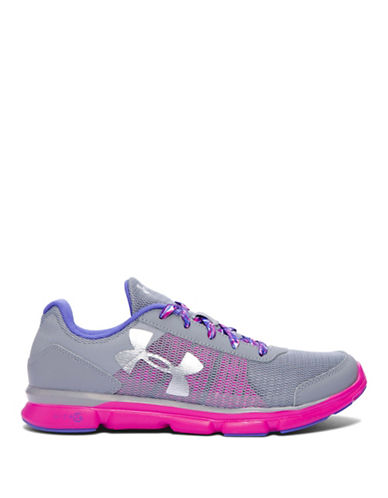 under armour female 45906 micro g speed swift running shoes