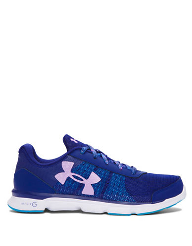 under armour female 201920 micro g speed swift running shoes