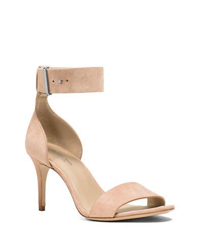 michael kors female  ames suede sandals