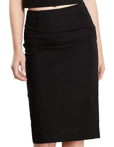 Tweed High-Waist Pencil Skirt plus size,  plus size fashion plus size appare