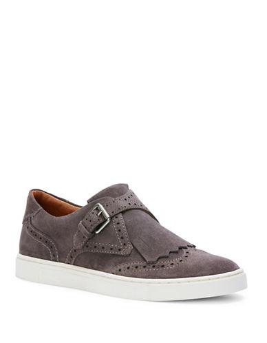 Buy Gemma Kiltie Suede Sneakers by Frye online