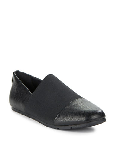Buy Poppia Cap Toe Loafers by Calvin Klein online