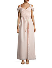 Bride party dresses the wedding guide what 39 s new for Lord and taylor dresses for weddings
