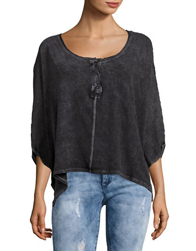 free people female first base henley tee