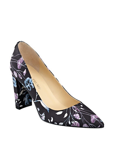 Buy Katie2 Floral Print Pumps by Ivanka Trump online