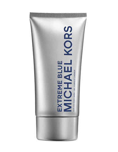 michael kors male  extreme blue hair and body wash